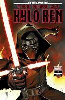 Star Wars The Rise Of Kylo Ren #4 Giuseppe Camuncoli Variant Edition 1:25 Marvel