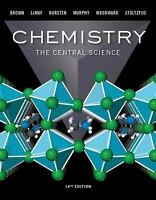 Chemistry: The Central Science (14th Edition) 0134414233