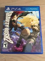 Gravity Rush 2 (Sony PlayStation 4, 2017) PS4 New, Free Shipping *read Descript*