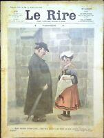 Le RIRE N° 87 - 12 Novembre 1904 - Raisonneuse