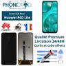 Écran complet LCD + tactile Huawei P40 Lite Noir + Outils, stock en France