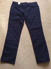 "Original Penguin Men's Slim Fit True Black Khaki Trousers, W36"", L32"", RRP£65."
