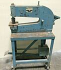 Roper Whitney Foot Press Punch No. 58  5 Ton  Hole Punch With extra tooling