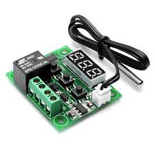 W1209 DC12V Termostato Regulador Control Temperatura Sonda Interruptor -50+110°C