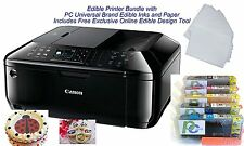 PC Universal Canon MX922 Wireless Edible Printer bundle+FREE Premium Design Tool