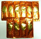 """MATAHARI """"ENVY MY GOLDEN GLOW"""" LOTION - LOT OF 10 PACKETS - NEW - 70. VALUE"""