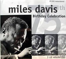 Miles Davis - 75th birthday celebration 3CDs