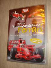 RARO DVD 1947-2007 BUON COMPLEANNO FERRARI 60 ANNI DI CORSE F2007 AUTOSPRINT F1