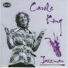 Carole King Jazzman 2-CD NEW SEALED 2008