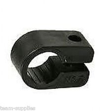 ELECTRICAL SWA ARMOURED CABLE CLEATS CLIPS SIZE 8 X 100