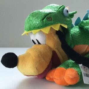 "Disney Store Orignal Super Rare Pluto Dragon Plush 16"" Stuffed Animal BRAND NEW"