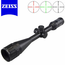 Rifle Scope ZEISS Adjustable 4-16x50AO Illuminated R&G Reticle HD Sighting Mount