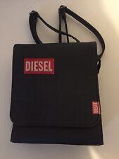 Diesel Womens Black Backpack