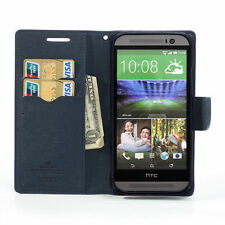 Matte Leather Card Pocket Mobile Phone Wallet Cases