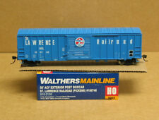 Walthers 910-2150 HO St. Lawrence Railroad 50' ACF Exterior Post Boxcar #100748