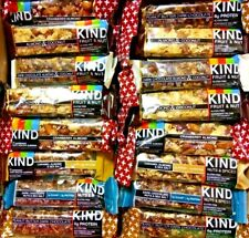 128 KIND BAR FRUIT NUT PROTEIN NUTRITION SNACK ENERGY BARS 6 FLAV GLUTEN FREE SH