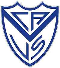 "Velez Sarsfield FC Argentina Football Soccer Car Bumper Sticker Decal 4""X5"""