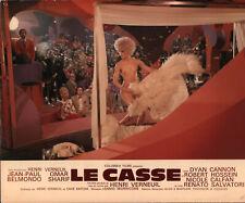 Sexy Strip Tease Henri Verneuil Le Casse 1971 Originale Vintage