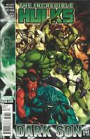 The Incredible Hulks Comic Issue 612 Modern Age First Print 2010 Greg Pak Reed