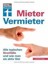 Mieter / Vermieter: Alle typischen Streitfälle und ... | Buch | Zustand sehr gut