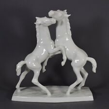 Augarten Wien Fohlengruppe Robert Ullmann Figur figure Fohlen Pferd Horse Foal