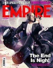 Empire Magazine MAY 2016  X-Men: Apocalypse James McAvoy (Professor X) NEW