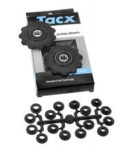 Tacx T4050 Jockey Wheels, Pulley Set for Shimano 9/10 Speed, 11 Tooth