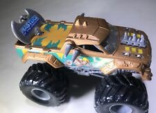 Hot Wheels 1/64 Monster Jam Masters of the Universe He-Man Monster Truck 2002