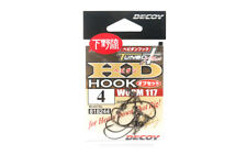 Decoy Worm 117HD Heavy Down Shot Size 4 (8244)
