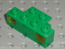 LEGO TRAIN Green Light Prism 1 x 4 Holder ref 2928 + Prism 2919 / Set 7898