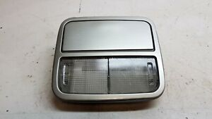 03-07 Honda Accord LX Overhead Dome Light Map Lamp w/ Compartment OEM