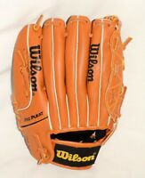 Wilson A2481 Barry Bonds Advisory Staff Youth Leather Right Hand Baseball Glove