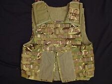 British Army OSPREY MK4 MTP Body Armour Cover / Molle Vest 190/108 - Grade 2