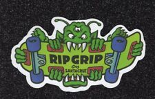 Santa Cruz, Rip Grip, Vinyl Sticker  (Class 1 Promo)