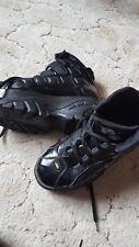 Buffalo Classic Damen Lack Plateau Boots Schuhe 2003-14 Wolkensohle Gr. 40 gebr.