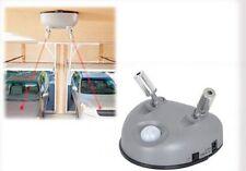 Automatic Dual 2 Car Garage Laser Parking System Guide Helper Motion Sensor