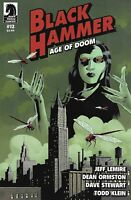 Black Hammer Comic Issue 12 Age of Doom Cover A First Print 2019 Lemire Ormston