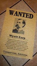 Wyatt Earp,LAWDOG. Fight OK Coral  WILD WEST POSTERS, Novelty reproductions,