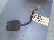 84 SUZUKI GS1150 CONTROL UNIT HEAD LAMP RELAY 38860-49500