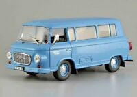 BARKAS B 1000 Minibuses East German Diecast Collectible Model Car 1/43 Scale