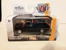 """M2 Machines Auto-Mods """"CHASE"""" 1/750 1969 Ford F-100 Ranger Truck 1/64 Scale"""