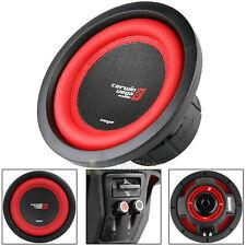 """8"""" Dual 2 Ohm Subwoofer 750 Watts Car Audio Sub DVC Cerwin Vega V82DV2 Single"""
