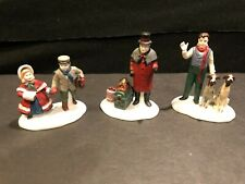 Dept 56 - Dickens Village - Visions Of A Christmas Past - 58173 - Mib