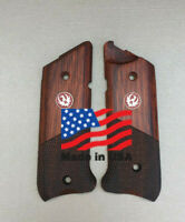 BLOWOUT! Factory Ruger Mark Hunter MK IV 4 Cocobolo Wood Grips MK4 MKIV
