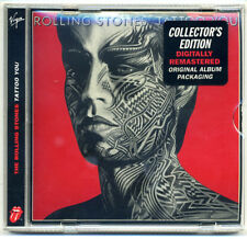 ROLLING STONES - Tattoo You - CD - Collector's Edition Original NEW SEALED