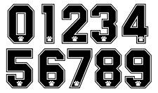 Kelme 1980/90s Vinilo números de fútbol Camiseta de fútbol Real Madrid España Camiseta De Calor