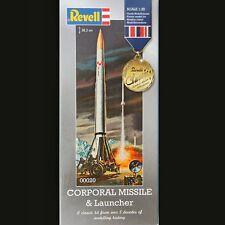 Revell 00020 Corporal Missile & Launcher 1/35 scale plastic model kit