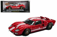 SHELBY COLLECTIBLES 1:18 1967 FORD GT40 MK II DIECAST CAR 400