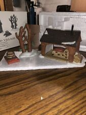 Department 56 New England Village Maple Sugaring