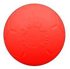 Jolly Pets 8 Soccer Ball Orange Large/x-large